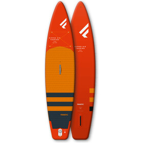 """Fanatic Ripper Air Touring SUP Package 10"""" Inflatable Sup with Paddles and Pump"""